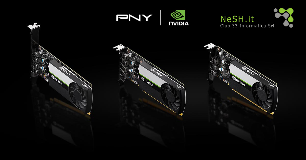 schede nvidia turing